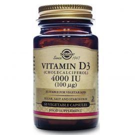 Solgar Vitamin D3 4000IU 60veg. caps