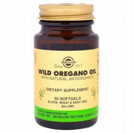 SOLGAR - WILD OREGANO OIL softgels 60s