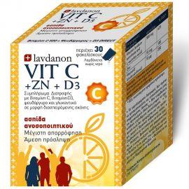 Lavdanon Vitamin C + Zinc + D3 30 sachets