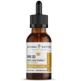 Natural Doctor Pure D3 2000iu / σταγονα 30ml