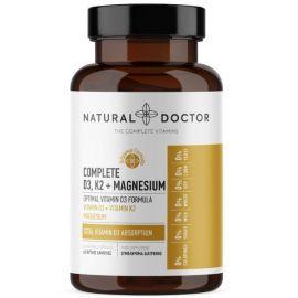 Natural Doctor COMPLETE D3-K2-Co Factors 60caps