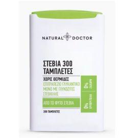 NATURAL DOCTOR Stevia 300 Tabs