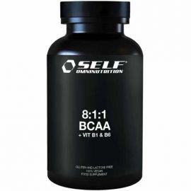 SELF OMNINUTRITION BCAA 8:1:1 200 ταμπλέτες - Self Omninutrition / Αμινοξέα Χάπια