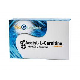 VIOGENESIS Acetyl-L-Carnitine 60 caps