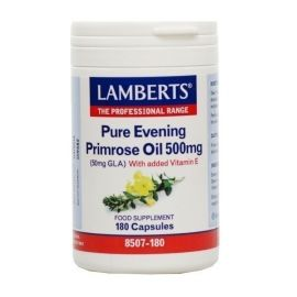 LAMBERTS EVENING PRIMROSE OIL 500mg 180 caps