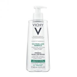 Vichy Purete Thermale Mineral Micellar Water Combination to Oily Skin 400ml