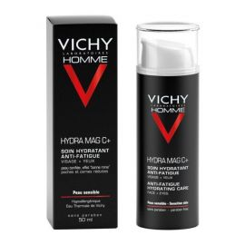 VICHY HOMME Hydra Mag C Fortifying 24H hydrating care