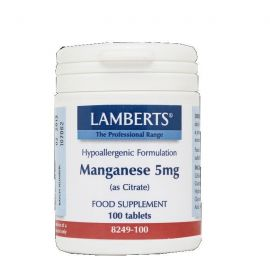 LAMBERTS MAGASORB 150mg (Magnesium as Citrate) 60 tabs