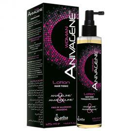 ANIVAGENE LOTION HAIR TONIC WOMAN Box of bottle 125 ml- spray