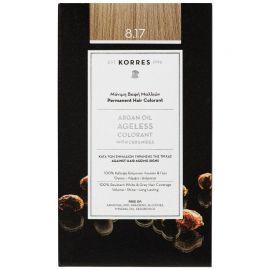 KORRES ARGAN AGELESS COLORANT LGH.BLOND.BEIG.8.17
