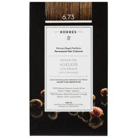 KORRES ARGAN AGELESS COLORANT GOLDEN.COCOA.6.73