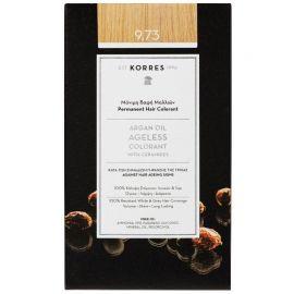 KORRES ARGAN AGELESS COLORANT GOLD.CHESTNUT.9.73