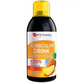 Forte Pharma Turboslim Drink Γεύση Ανανά 500ml