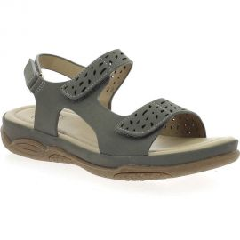 Scholl Shoes ATHENA Grey Ανατομικό Πέδιλο F7994805012