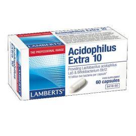 LAMBERTS ACIDOPHILUS EXTRA 10-10 bill. fr.bacteria p/c 30 caps