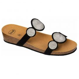 Scholl Shoes Sharon 2 Straps Γυναικείο Ανατομικό Σανδάλι F294291004
