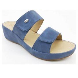 Scholl Shoes Πέδιλο Sho Athis Blue 940005474