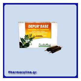SANTAROME DEPURBASE BIO 20amp