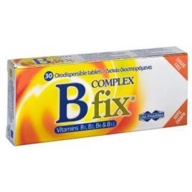 UNIPHARMA B COMPLEX FIX OR.DISP. TABLETS 30pcs