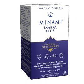 Minami Nutrition Mor EPA Plus 30 caps