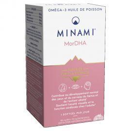 Minami Nutrition MorDHA AM Health Για εγκύους 60 caps