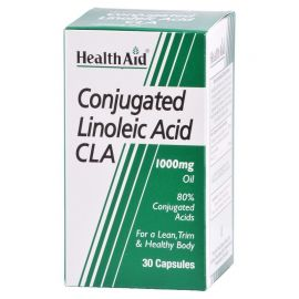 HEALTH AID CLA Linoleic Acid ΣΥΖΕΥΓΜΕΝΟ ΛΙΝΟΛΕΙΚΟ ΟΞΥ 1000 mg, 3