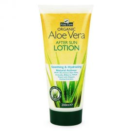 OPTIMA ALOE VERA AFTER SUN LOTION 200ml