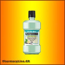 Listerine Vanilla Mint 250ml
