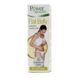 Power Health Flat Belly 10 efferv. tablets