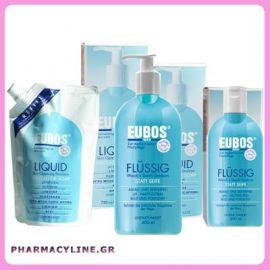 EUBOS LIQUID BLUE 200ml