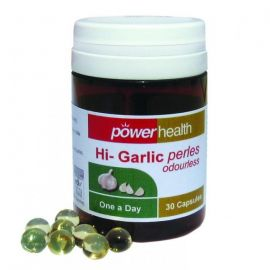 POWER HEALTH Garlic One A Day, caps 30s