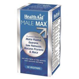 HealthAid Male Max 30 vetabs