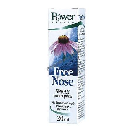 Power Health Free Nose Spray, 20 ml