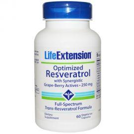 LifeExtension Resveratrol 20mg 60caps