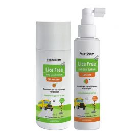 FREZYDERM Lice Free Set 2*125 ml