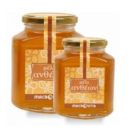 Macrovita Μέλι από Άνθη 400gr