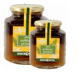 Macrovita Μέλι από Ρείκι 750gr
