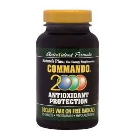 Nature's Plus Commando 2000 90 tabs