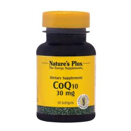Nature's Plus CoQ10 30mg 30 caps