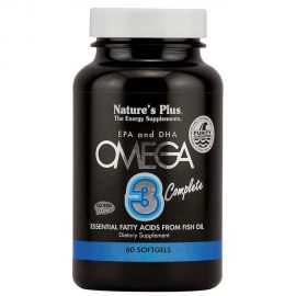 Nature's Plus Omega-3 Complete 60 caps