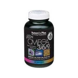 Nature's Plus Ultra Omega 3/6/9 60 caps