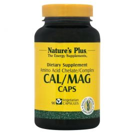 Nature's Plus Cal/Mag 500/250 mg 90 tabs