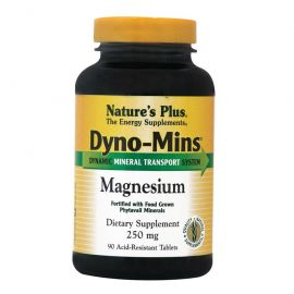 Nature's Plus Magnesium 250mg 90 tabs
