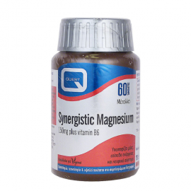 QUEST Synergistic MAGNESIUM 150mg Plus B6 60 tabs