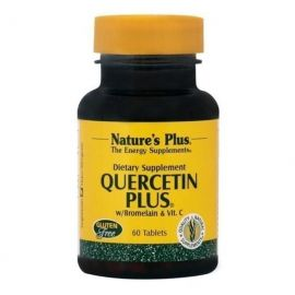Nature's Plus Quercetin Plus 60 tabs