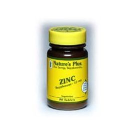 Nature's Plus Zinc 10 mg Tablets 90 tabs