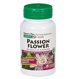 Nature's Plus Passion Flower 60 Vcaps