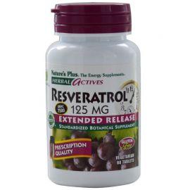 Nature's Plus Resveratrol 60 tabs