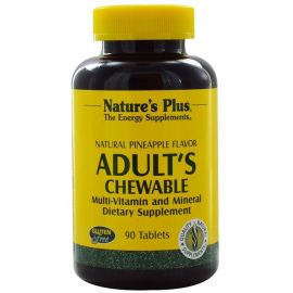 Nature's Plus Super Fruits Adult's Chewable 60 tabs