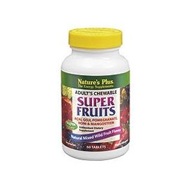 Nature's Plus Super Fruits Caps (Κάψουλες) 60 Vcaps